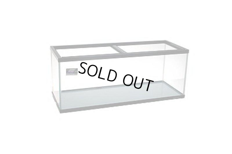 画像1: NISSO ガラス水槽 NS-19ML (1200×450×480mm) 密閉型ポリカーボネットフタ付※店頭販売のみとなります。